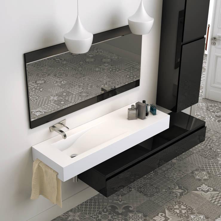 Encimera Duna: Baños de estilo moderno de BATH