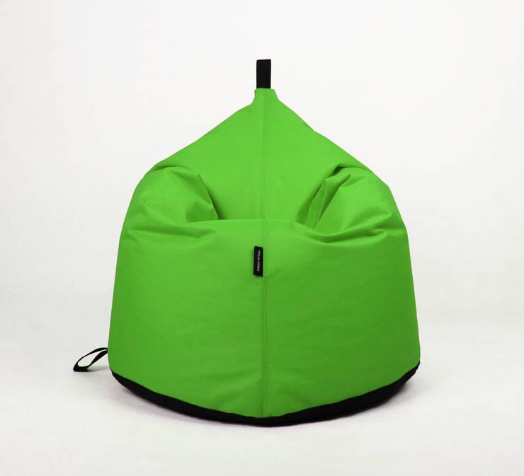 Puf NOL: styl , w kategorii Pokój dziecięcy zaprojektowany przez Peos Oskar Perek,