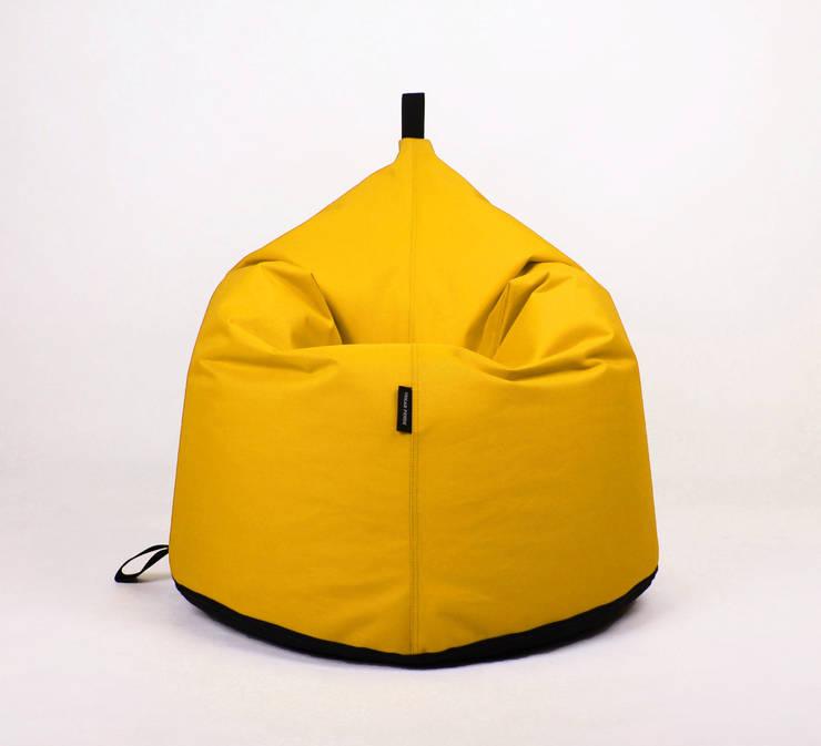 Puf NOL: styl , w kategorii Jadalnia zaprojektowany przez Peos Oskar Perek,