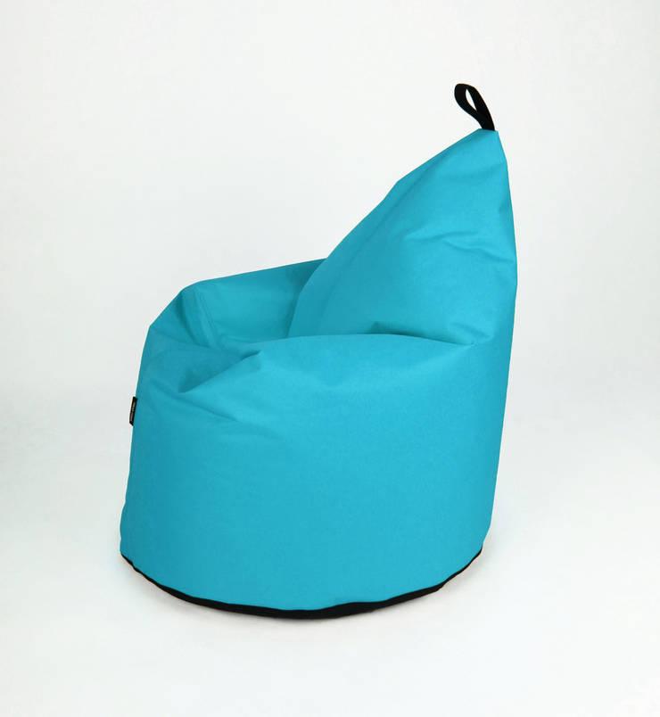 Puf NOL: styl , w kategorii Pokój multimedialny zaprojektowany przez Peos Oskar Perek,
