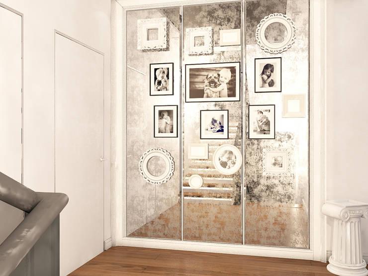 Corridor & hallway by Частный дизайнер и декоратор Девятайкина Софья