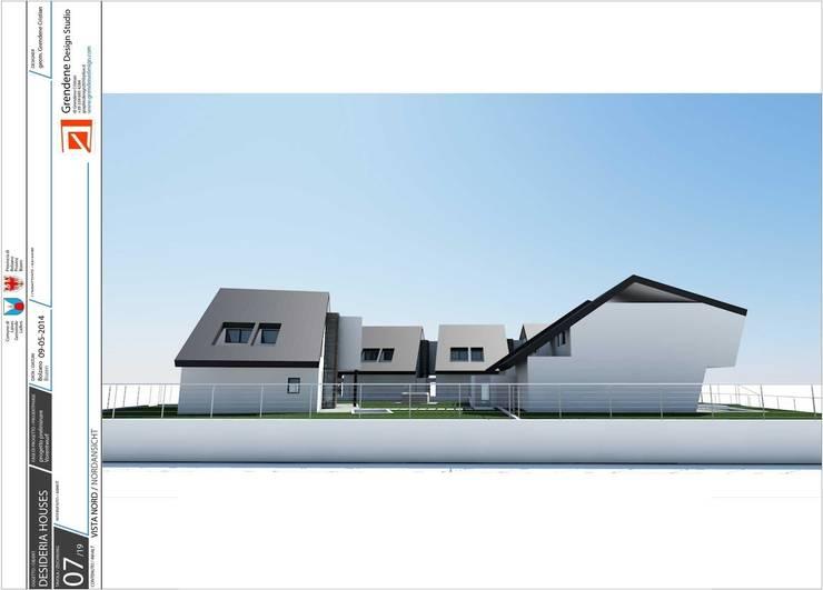 Casas  por Grendene Design, Moderno
