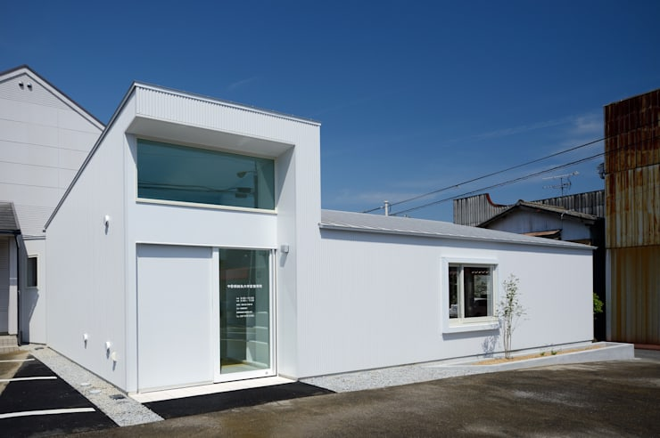 Clinics by 加藤淳一建築設計事務所/JUNICHI KATO & ASSOCIATES