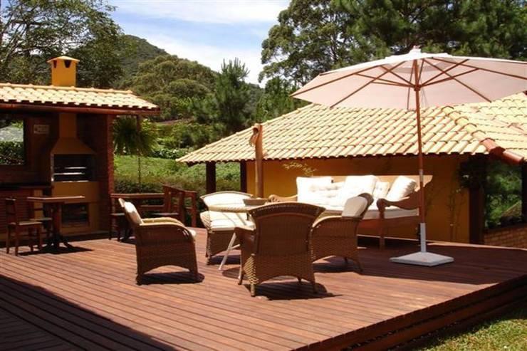 Terrazas  de estilo  por Cadore Arquitetura