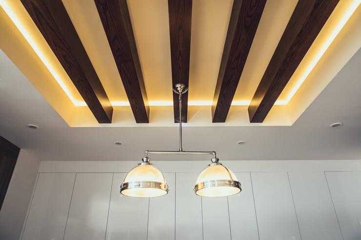 Residencia R53: Cocina de estilo  por Imativa Arquitectos