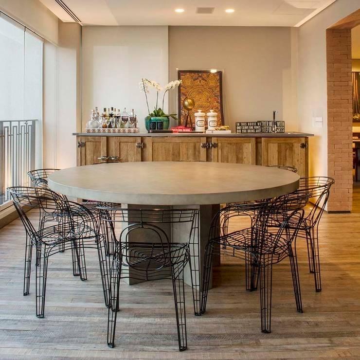 Apartamento Cidade Jardim : Terraços  por Triplex Arquitetura