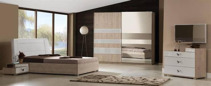 Serhat Mobilya – Dıamond Yatak Odası :  tarz Yatak Odası