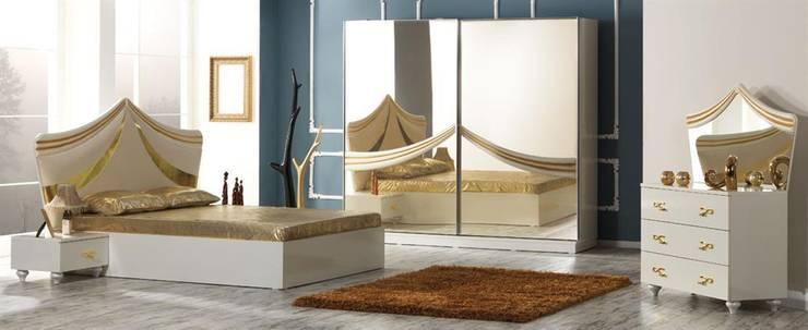 Serhat Mobilya – Lapis Yatak Odası:  tarz Yatak Odası