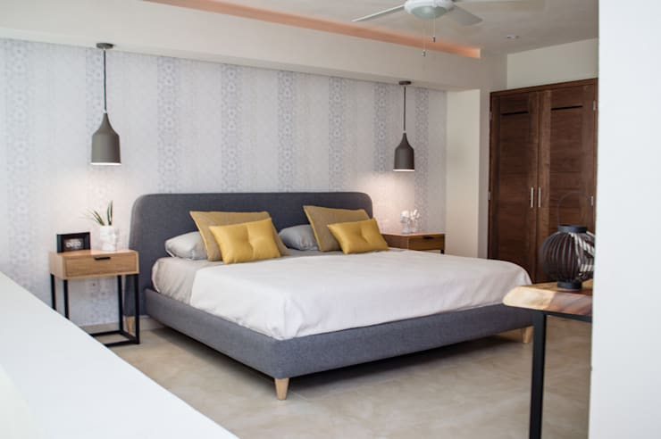 Bedroom by DECO Designers