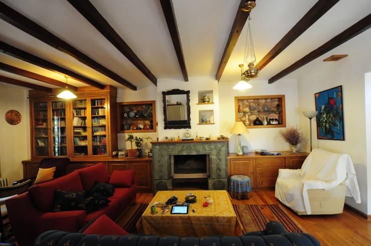 AÇAR MOBİLYA DEKORASYON – Salon mobilyası: klasik tarz tarz Oturma Odası