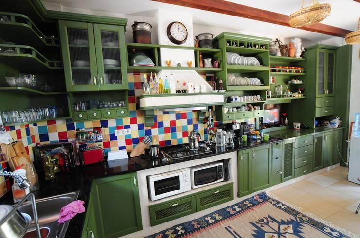 AÇAR MOBİLYA DEKORASYON – Mutfak: klasik tarz tarz Mutfak
