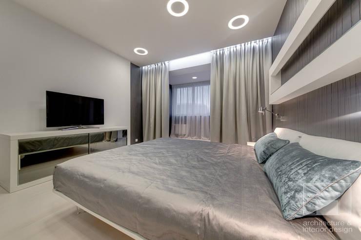 Спальня:  в . Автор –  i-project