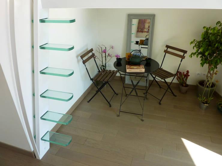 Mezzanine design suspendu von La Stylique | homify