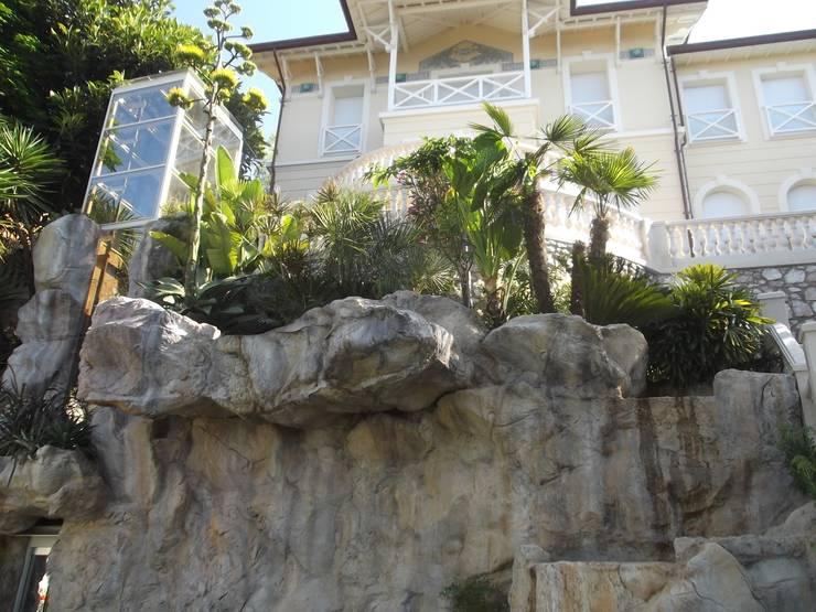 Jardines mediterráneos de italiagiardini Mediterráneo