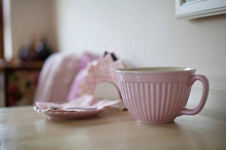 KUCHNIA MAMY: styl , w kategorii Kuchnia zaprojektowany przez anna jaje