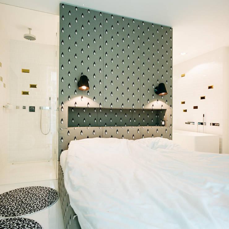 APARTMENT Z: moderne Schlafzimmer von architektur denis kosutic