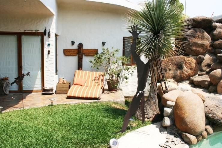 Jardín: Jardín de estilo  por Cenquizqui