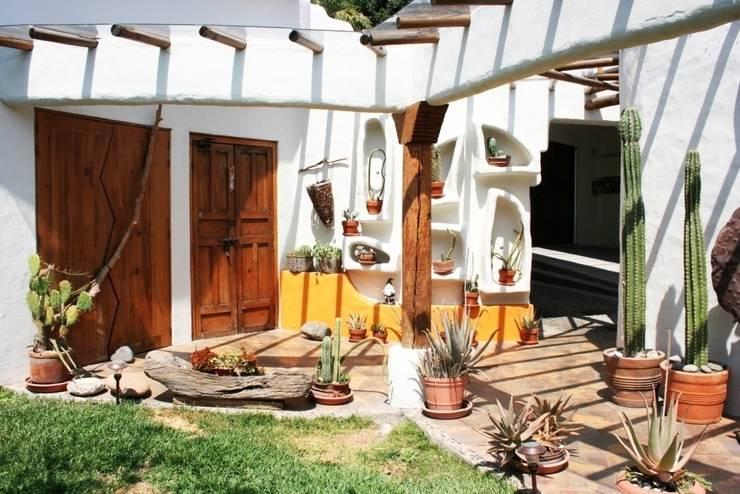 Casas de estilo rural por Cenquizqui