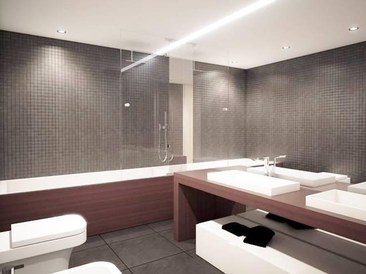 Evergreen: Casas de banho  por Imoproperty - Real Estate & Business Consulting