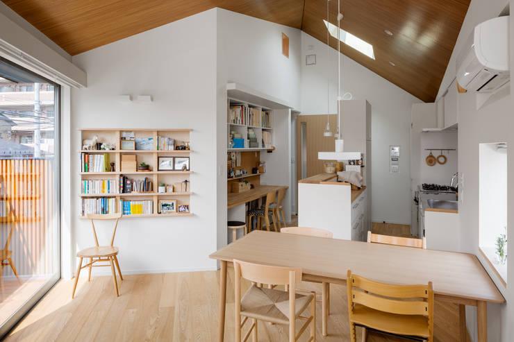 Столовые комнаты в . Автор – 株式会社リオタデザイン