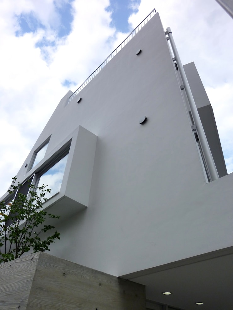 外観: 仲摩邦彦建築設計事務所 / Nakama Kunihiko Architectsが手掛けた家です。