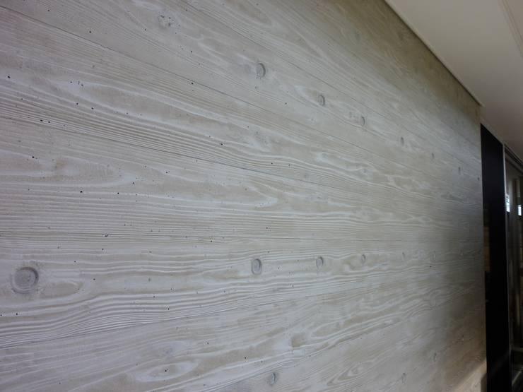 外壁: 仲摩邦彦建築設計事務所 / Nakama Kunihiko Architectsが手掛けた壁です。