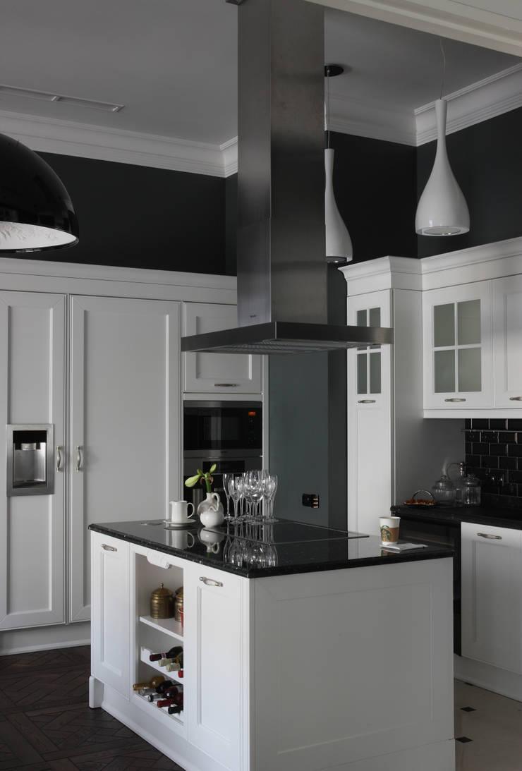 кухня:  в . Автор – I-projectdesign, Эклектичный