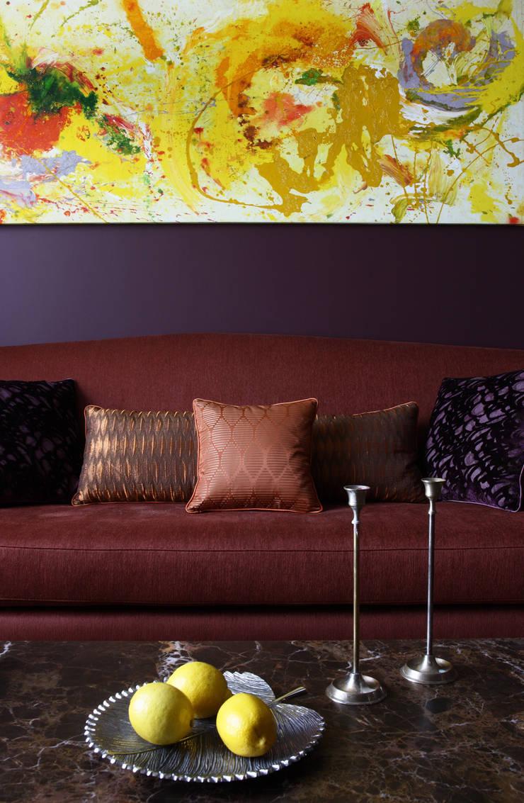 гостиная: Гостиная в . Автор – I-projectdesign
