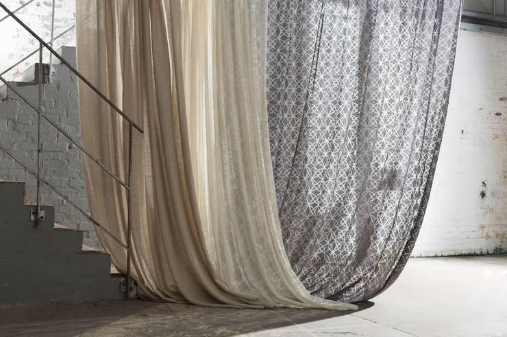 Janelas e portas  por MYB Textiles