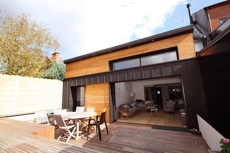 de estilo  de Franck LABBAY Architecte