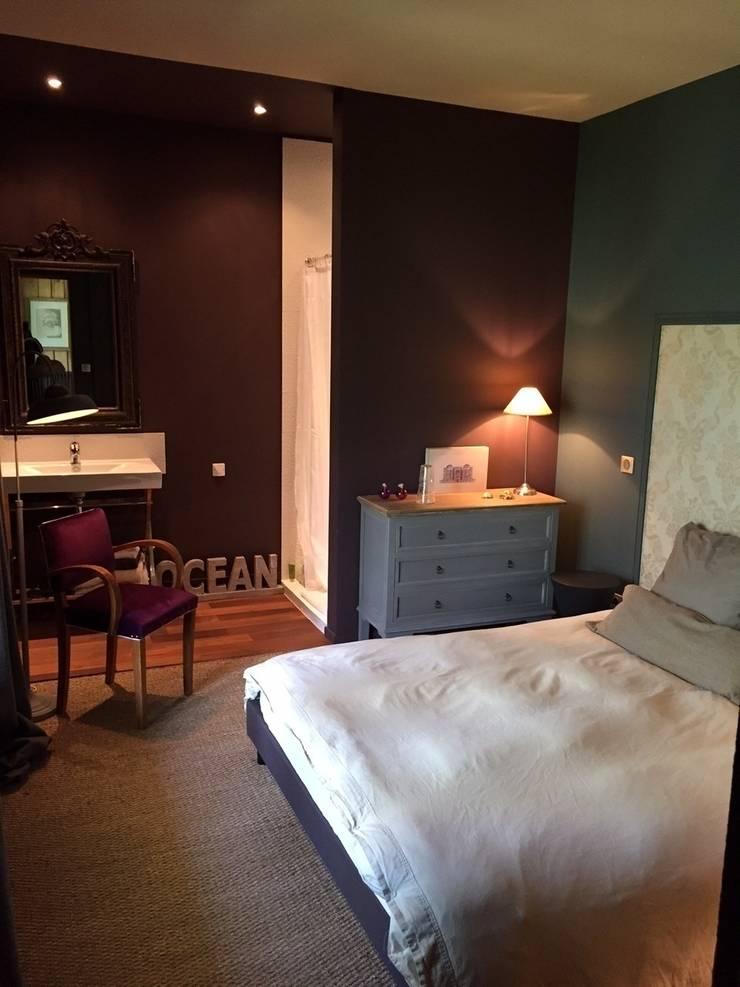 Kamar Tidur oleh Concept Home Setting , Eklektik
