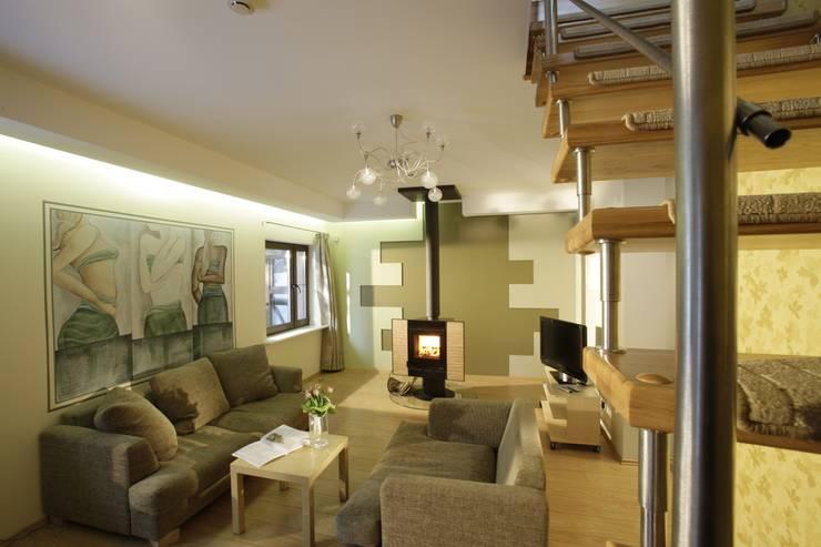 Загородная гостиница.: Гостиницы в . Автор – Fusion Design