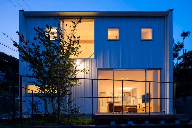 生駒の家 House in Ikoma: arbolが手掛けた家です。