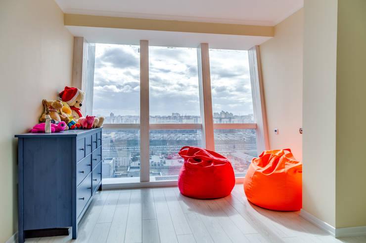 Пентхаус в Санкт-Петербурге: Детские комнаты в . Автор – Very'Wood