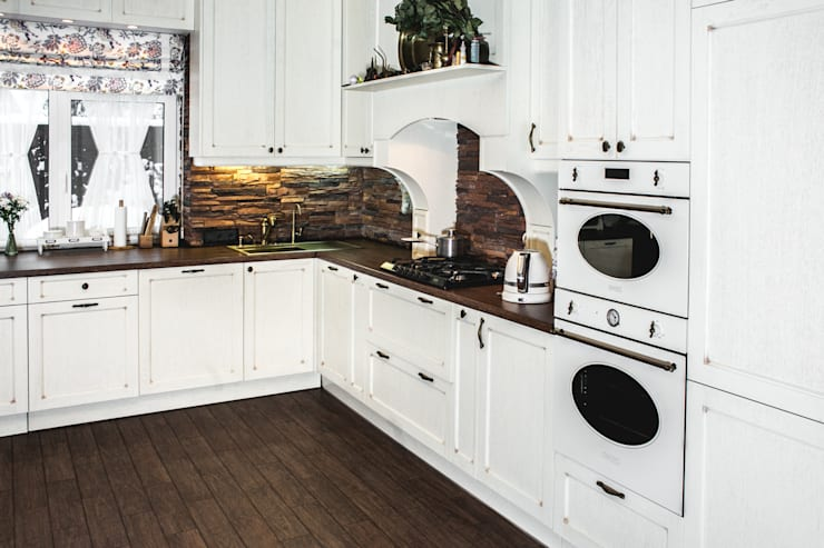 Kitchen by Very'Wood, Classic