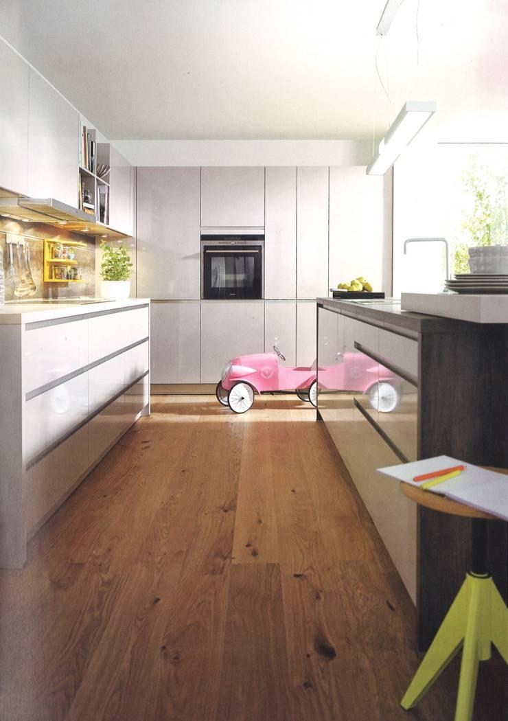 Кухни в . Автор – Eiland de Wild Keukens, Модерн