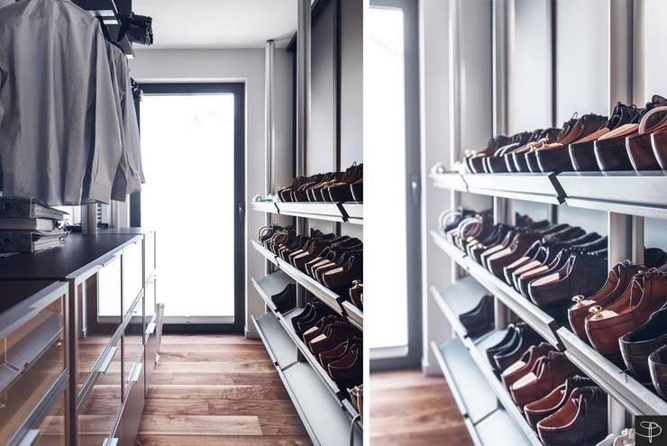 Closets  por Studio Potorska
