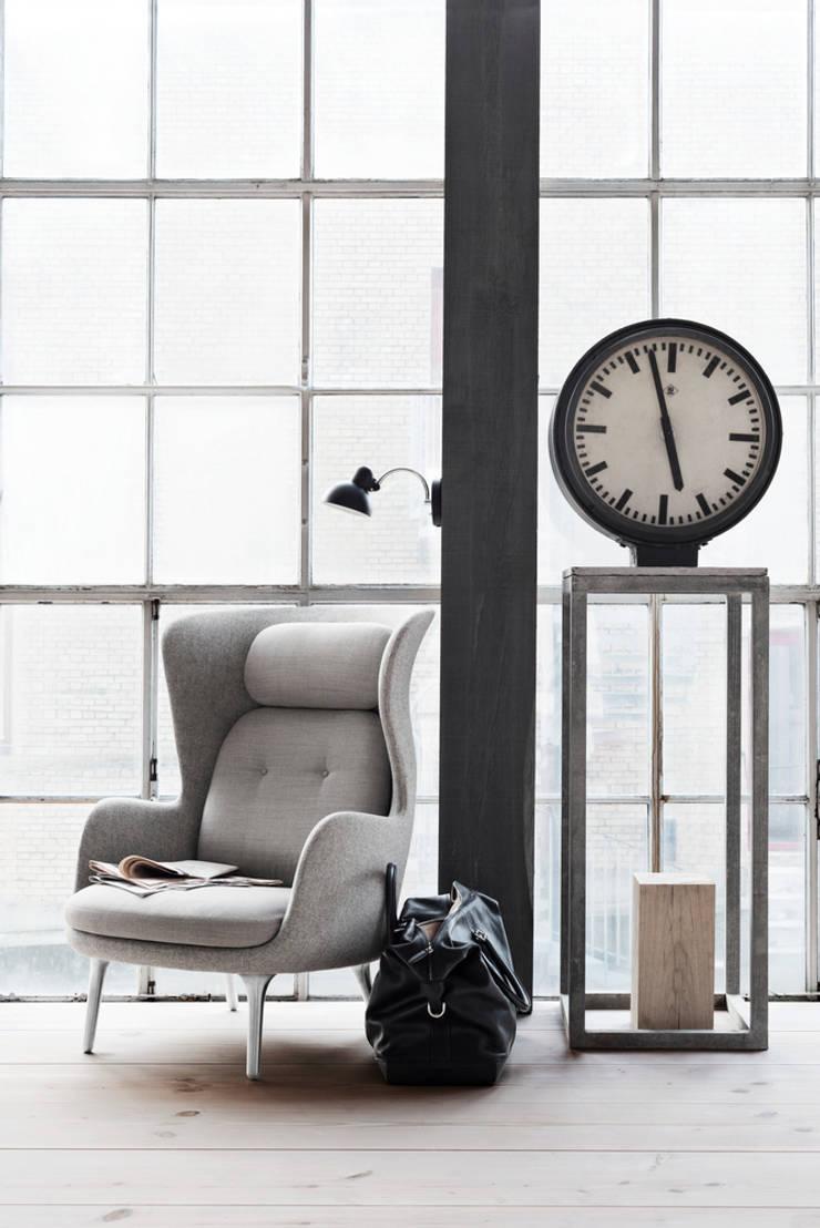 Fotel Ro: styl , w kategorii  zaprojektowany przez Mootic Design Store ,Skandynawski