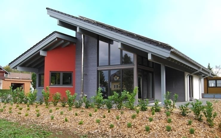 Haus Tech Wood Von Tirolia Gmbh Homify
