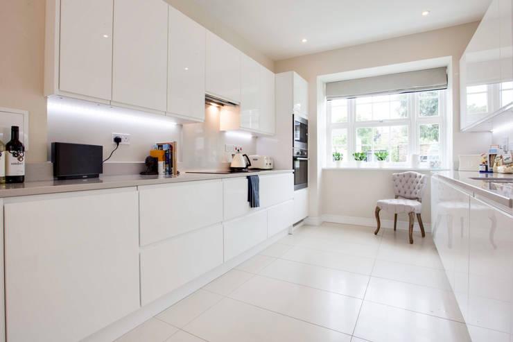 Montford Place:  Kitchen by Etre