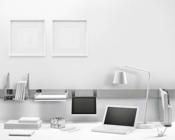 Projekty,  Domowe biuro i gabinet zaprojektowane przez Ronda Design