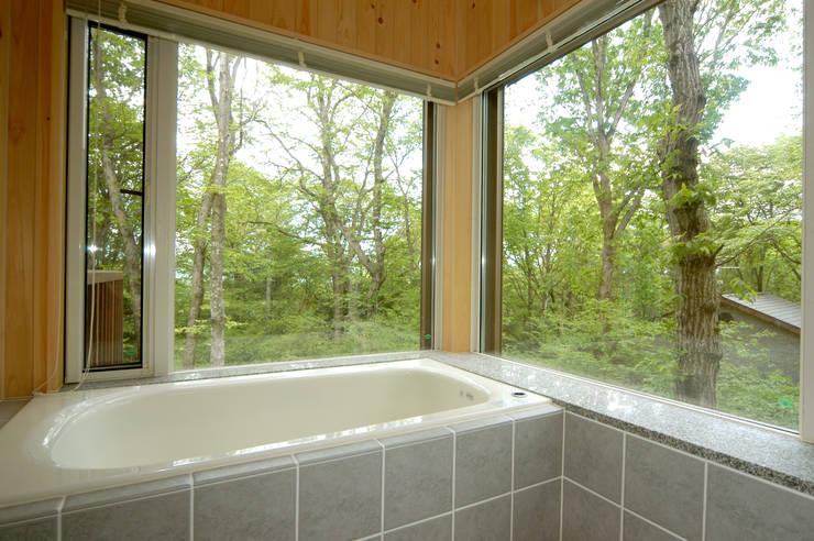浴室: space craftが手掛けた浴室です。