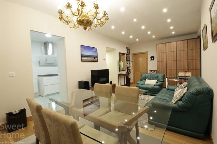 غرفة السفرة تنفيذ Sweet Home Interiorismo