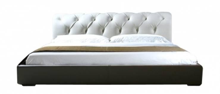 Кровать Adelle: Спальная комната  в . Автор – DGHome