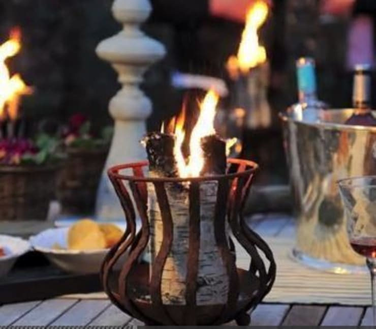 Candle Logs by Greige:  Garden  by Greige