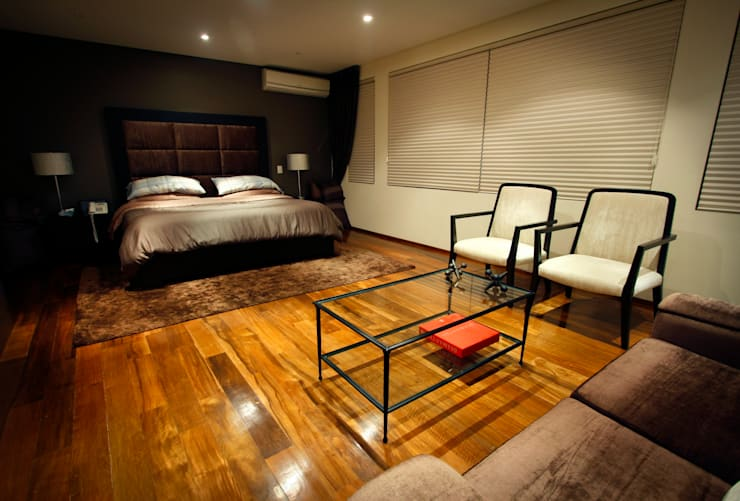 Bedroom by Concepto Taller de Arquitectura