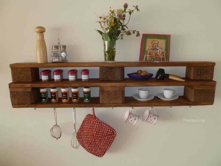 Küchenregal:  Küche von Palettano
