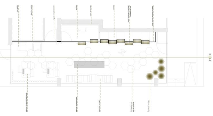 PROJECTO I ÓPTICA:   por PAULA NOVAIS ARQUITECTOS E DESIGN