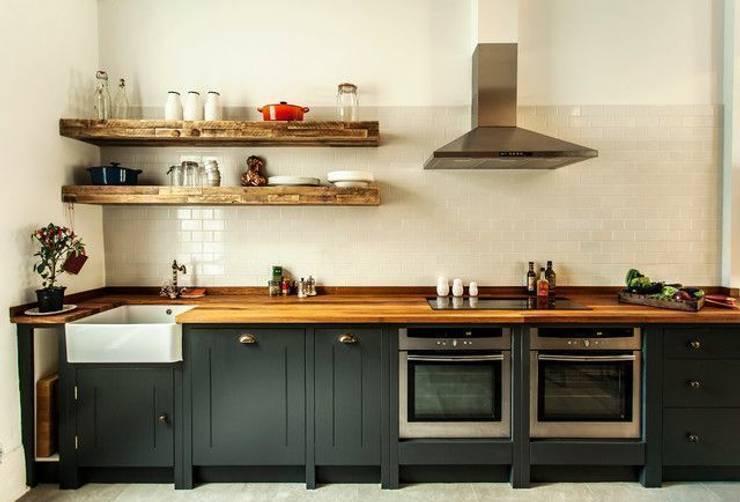 مطبخ تنفيذ Masif Panel Çözümleri - Serender Ahşap Dekorasyon