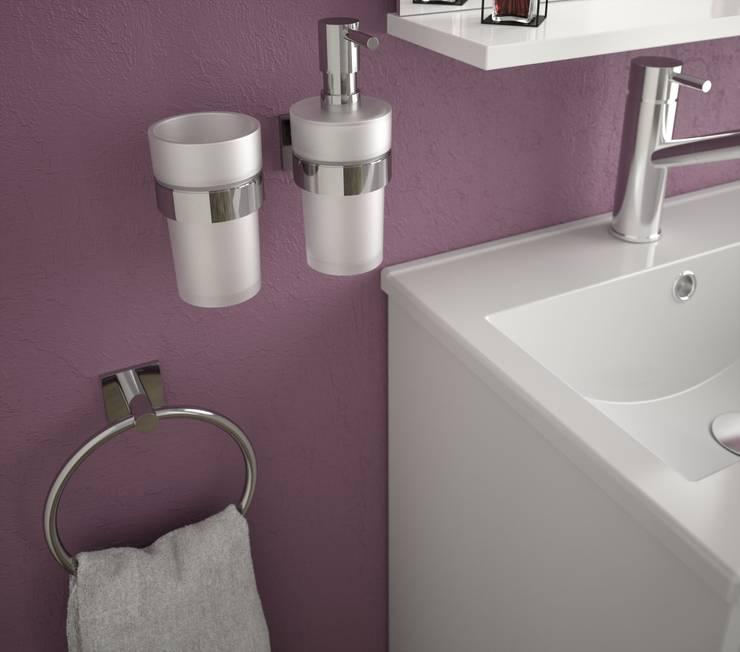 Salle de bain de style de style Moderne par Salgar
